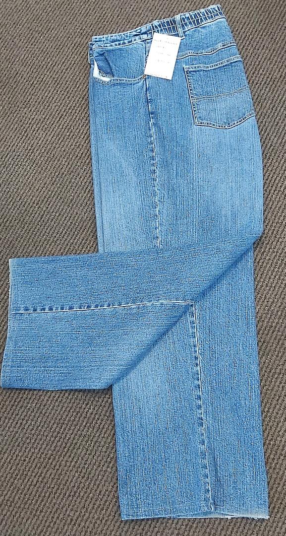 Tealah Denim Jeans image 0
