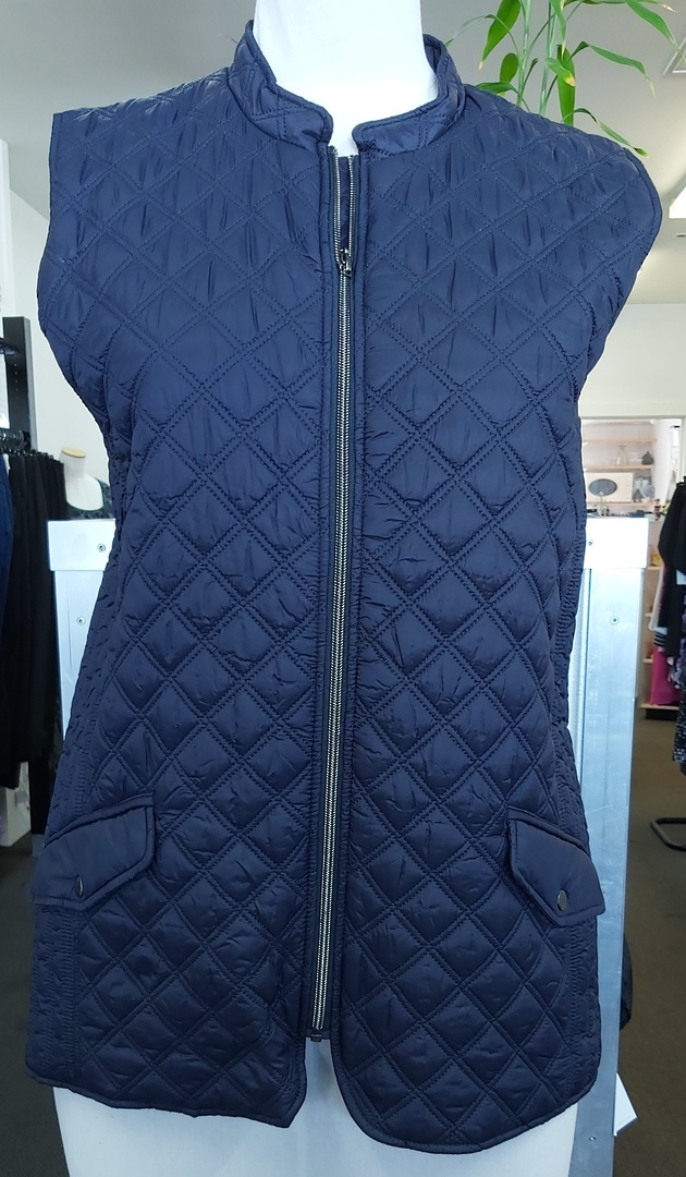 Virtuelle Quilted Vest image 0