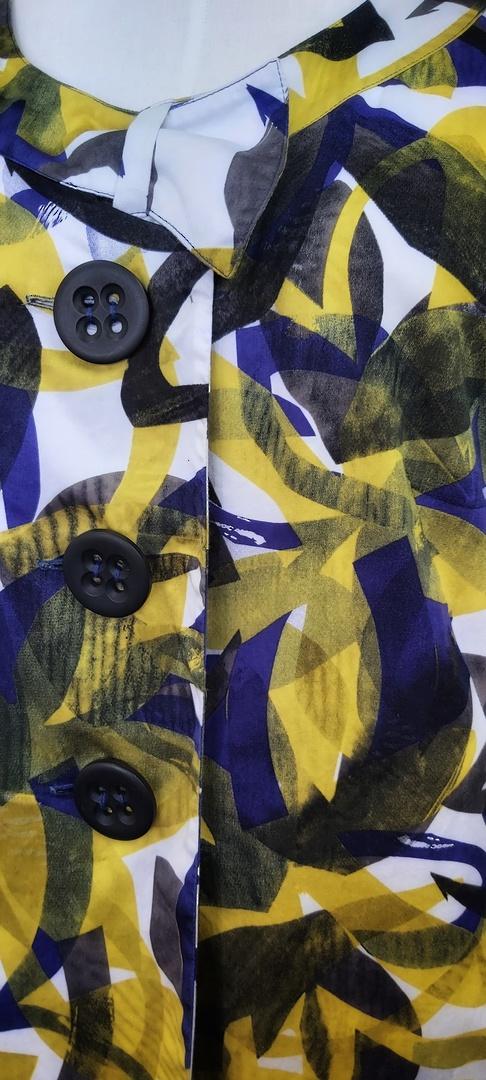 Chocolat Summer Print Jacket image 1