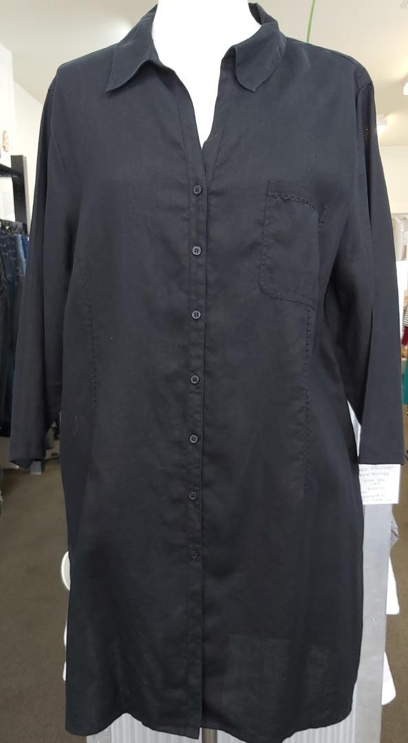 Ann Harvey Linen Shirt image 0
