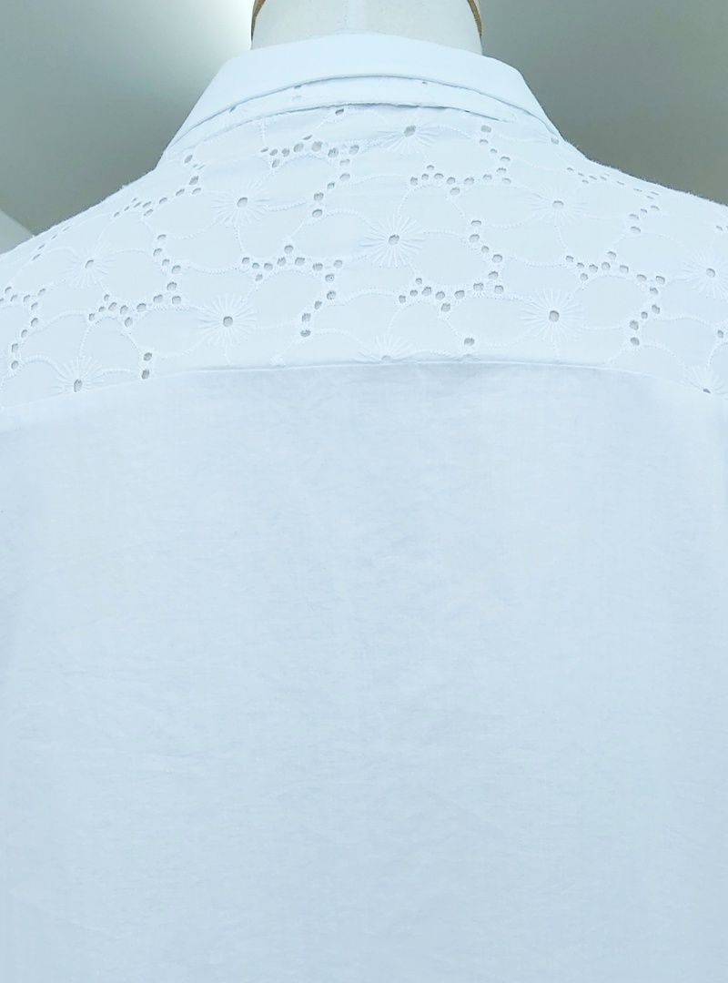 ASOS Curve Cotton Shirt image 3