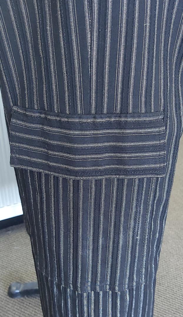 Cashews Wide Leg Stripe Pant image 1