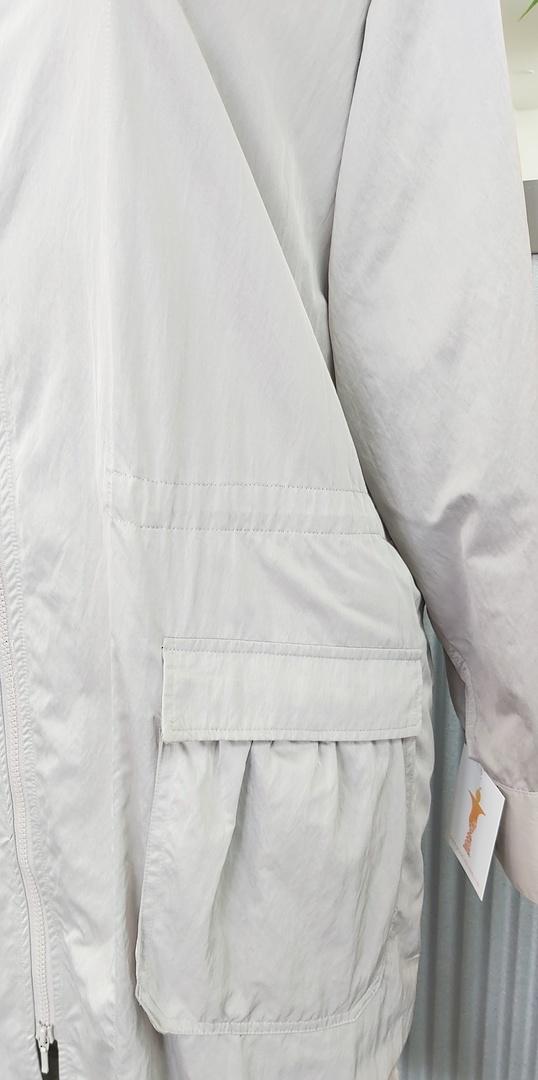 Birzeit Unlined Casual Coat image 1