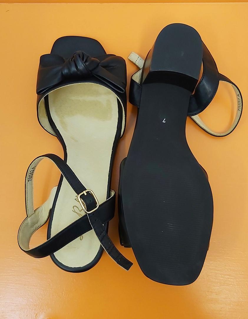 DB Shoes New Black Sandals image 3