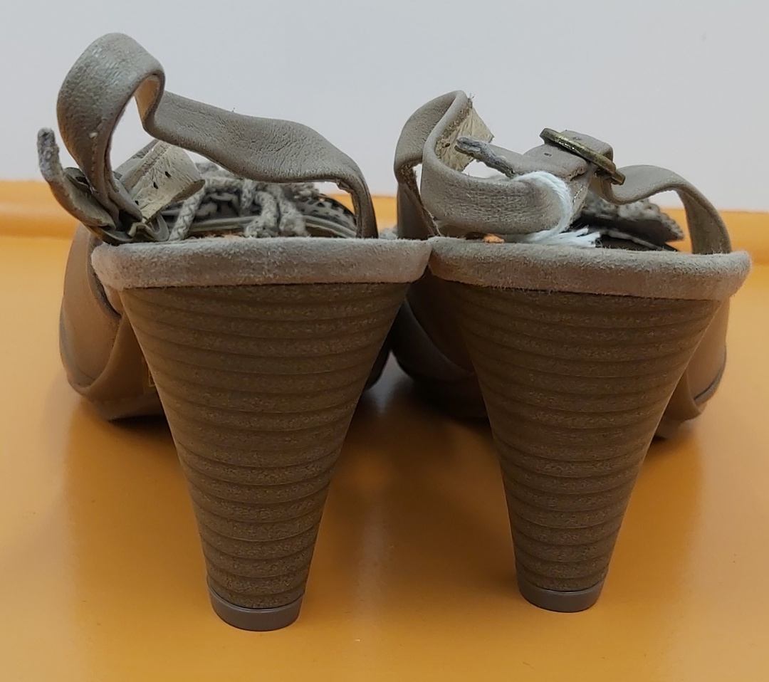 Pedro Miralles Sling Back Shoes image 1