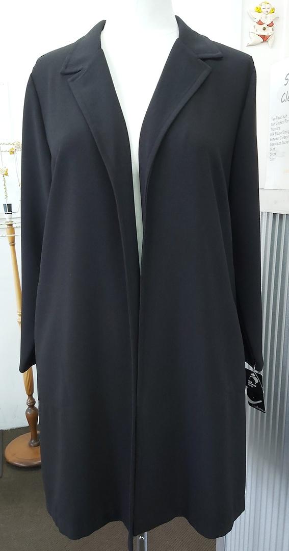 Cashews Long Edge to Edge Suiting Jacket image 0