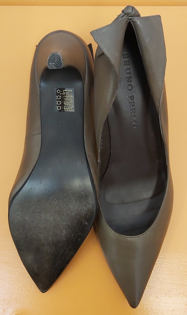 Bruno Premi Coffee Leather Shoes image 3