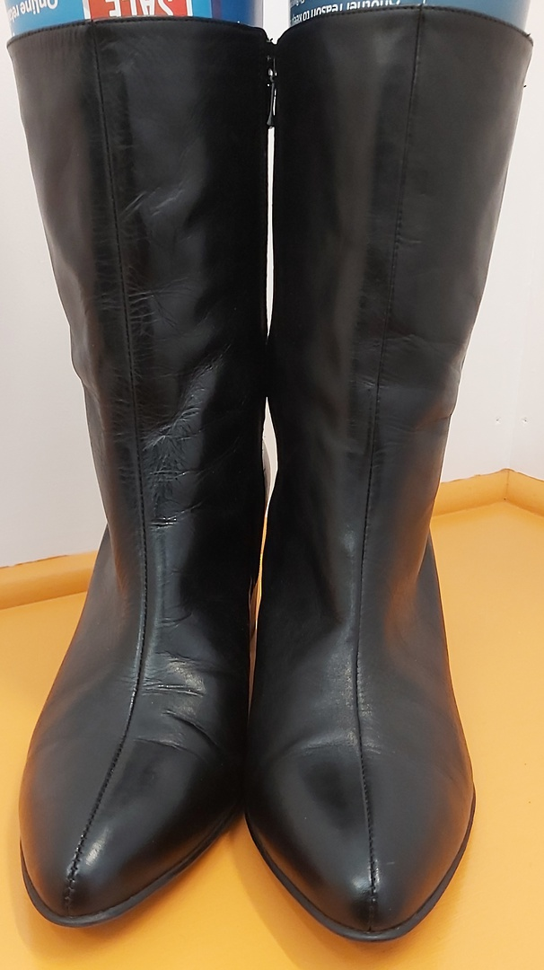 Ziera Leather Boots image 0