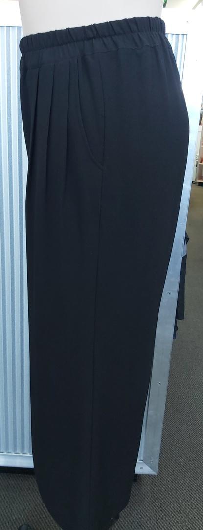 Megan Salmon Dress Wide Leg Trousers image 1