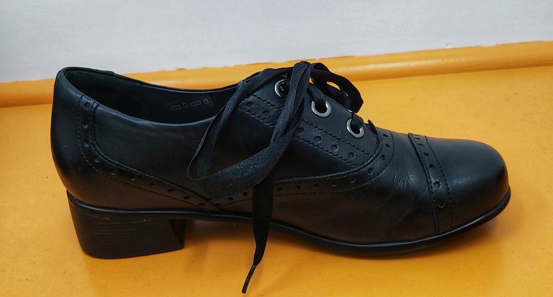 Ziera Lace Up Brogue Shoes image 1