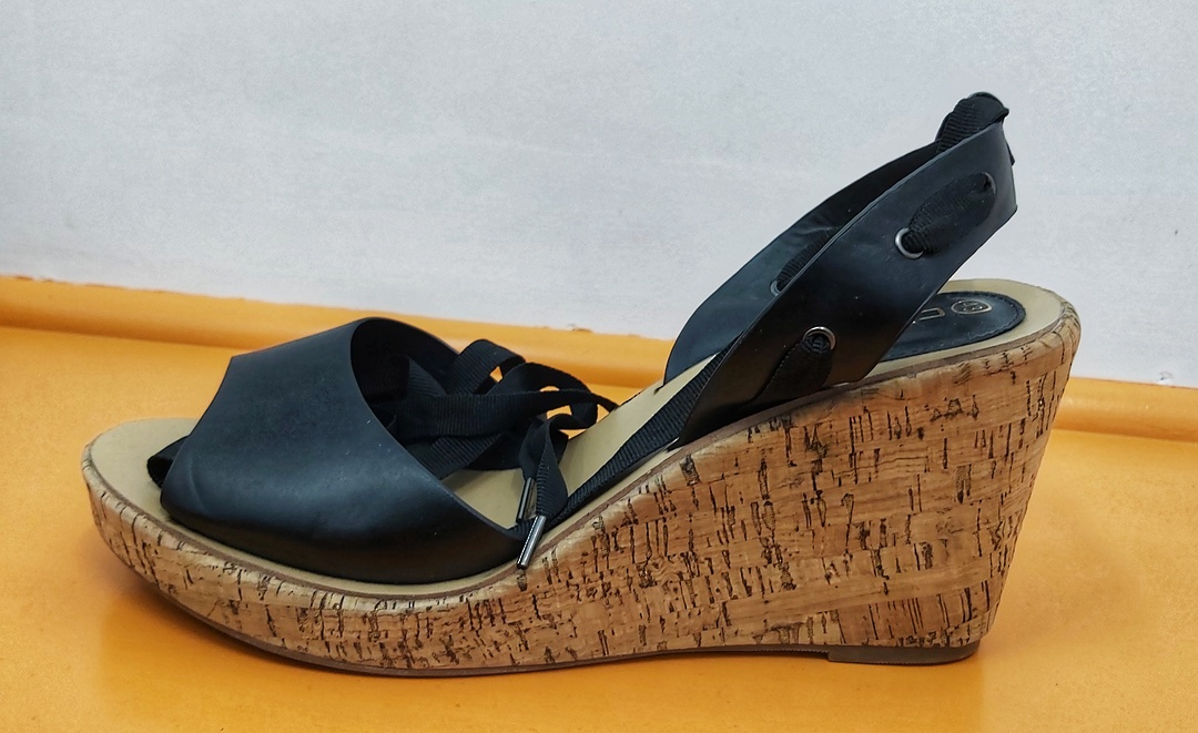 City Chic Wedge Shoes image 1