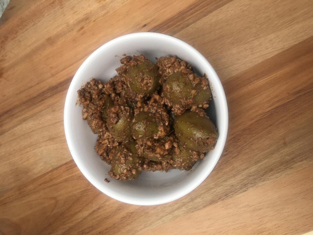 Persian Marinated olives image 0