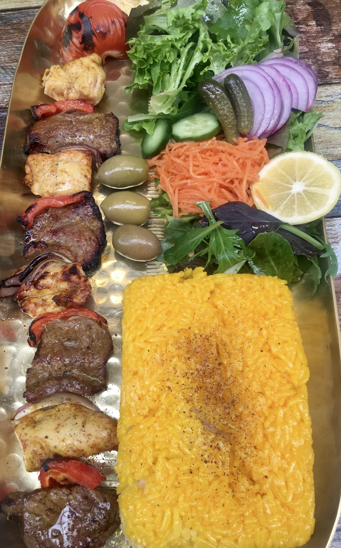 Ghafghazi Kebab image 0