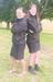 Head girls Jessie James & Asha Goddard