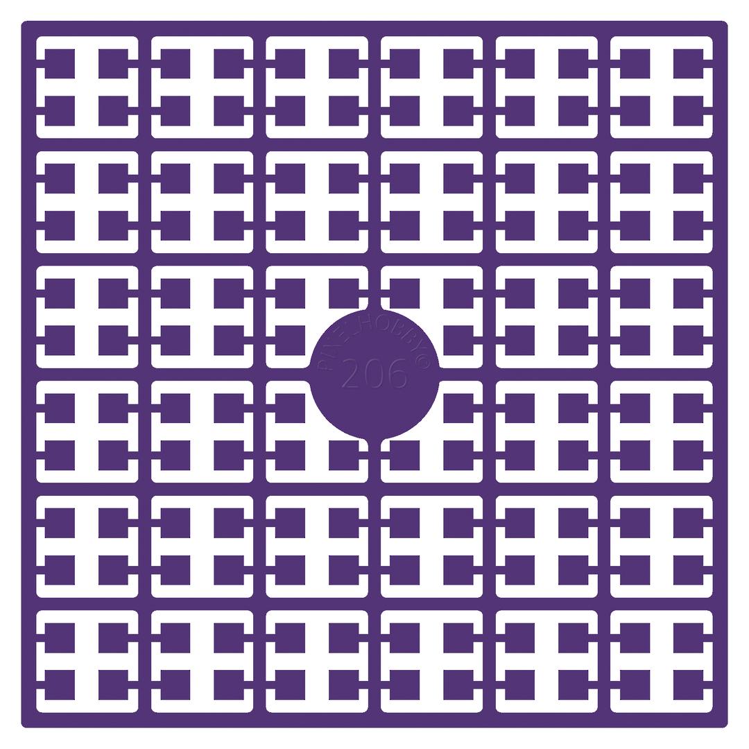 Pixel Square Colour 206 image 0