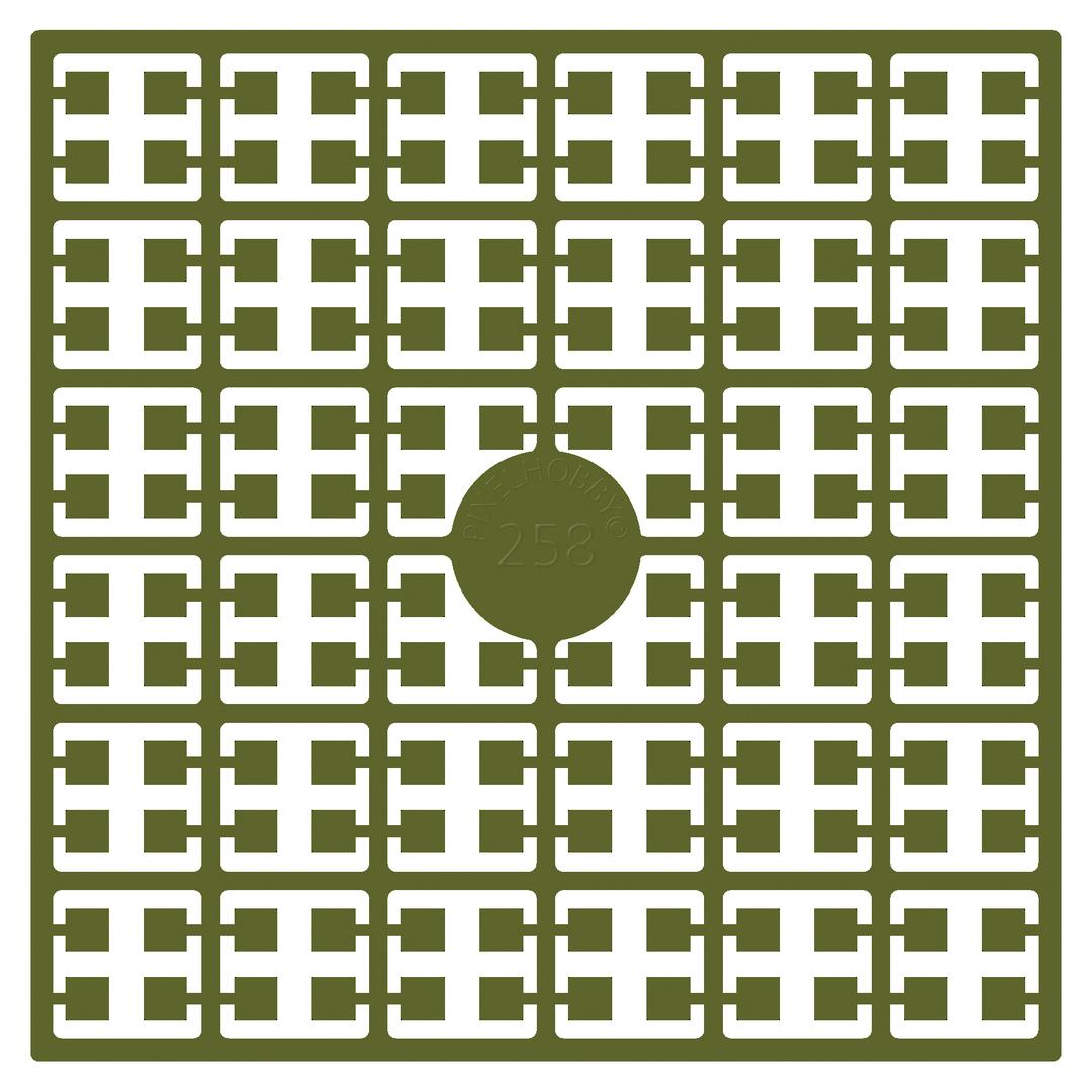 Pixel Square Colour 258 image 0