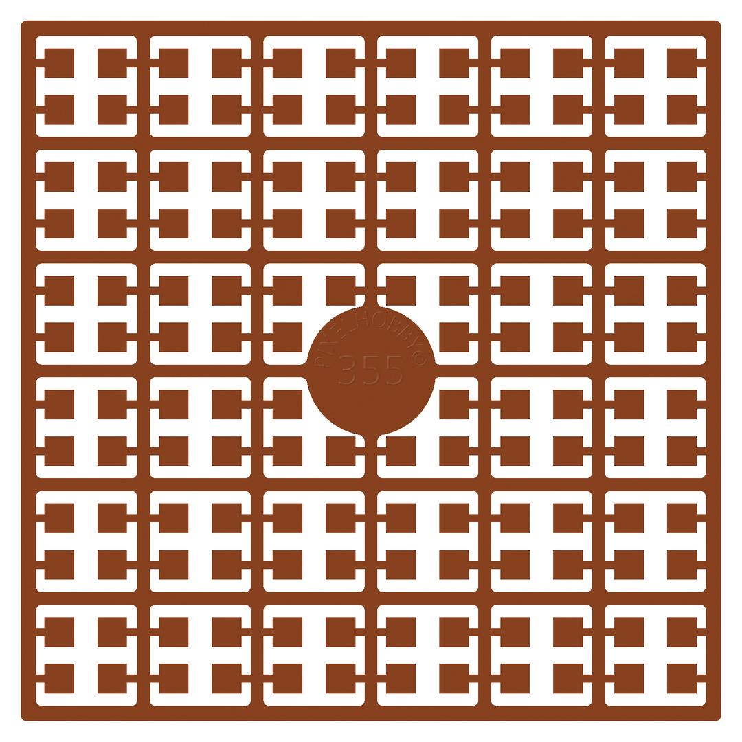 Pixel Square Colour 355 image 0