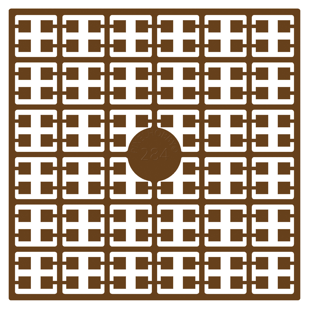 Pixel Square Colour 284 image 0