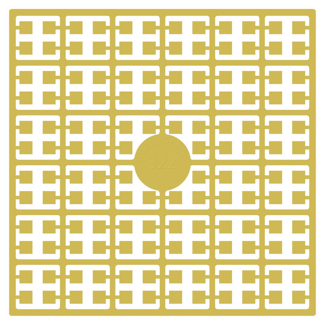 Pixel Square Colour 322 image 0
