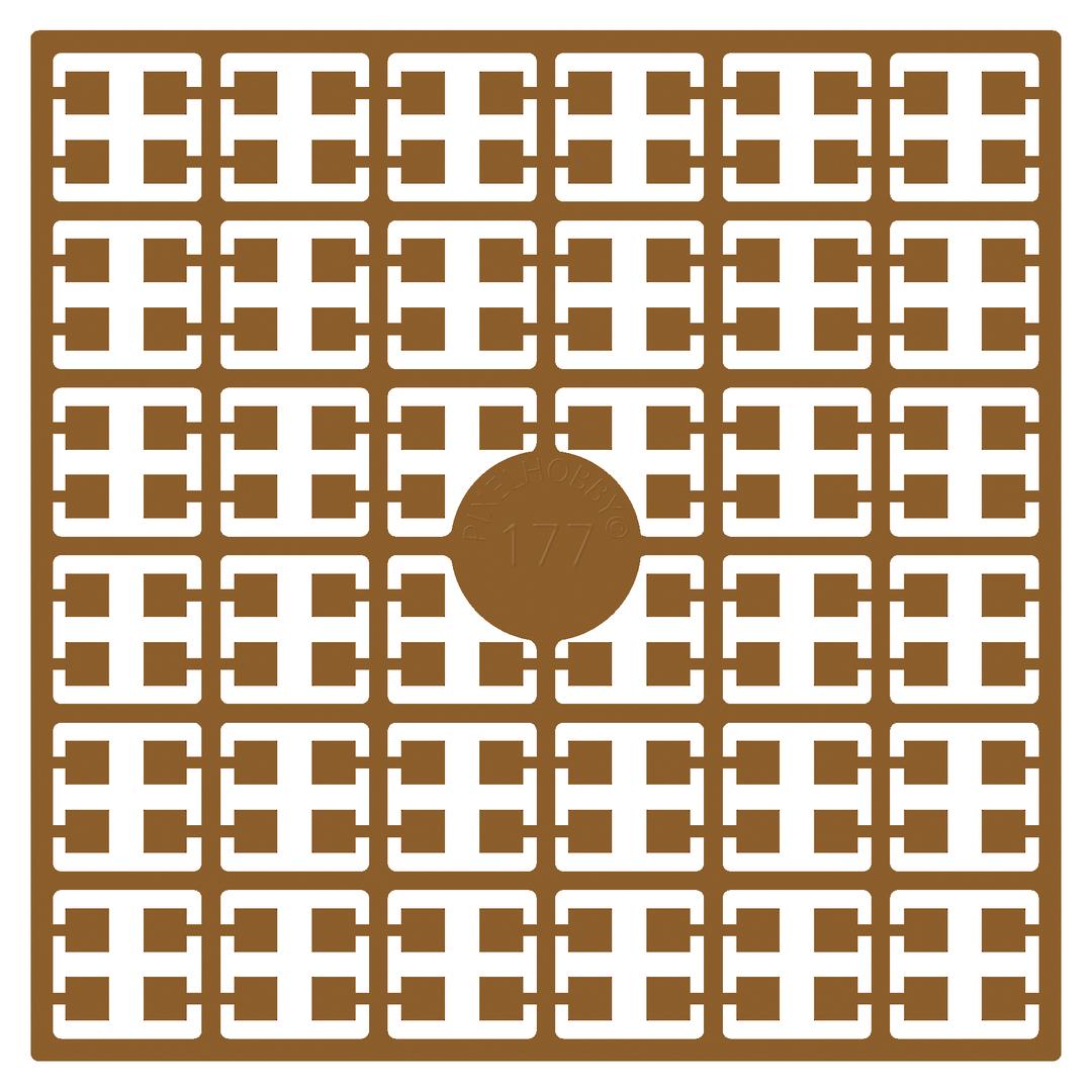 Pixel Square Colour 177 image 0