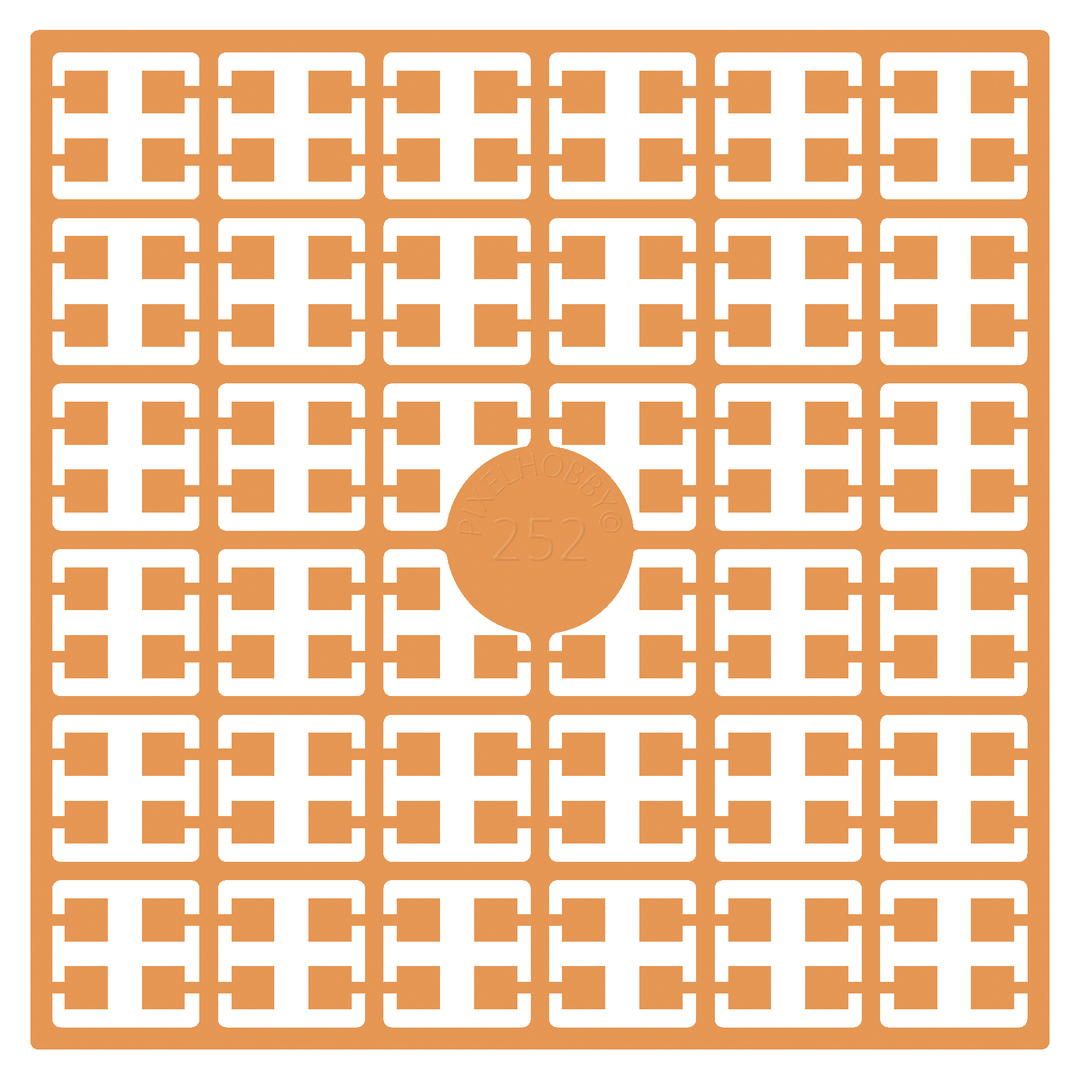 Pixel Square Colour 252 image 0