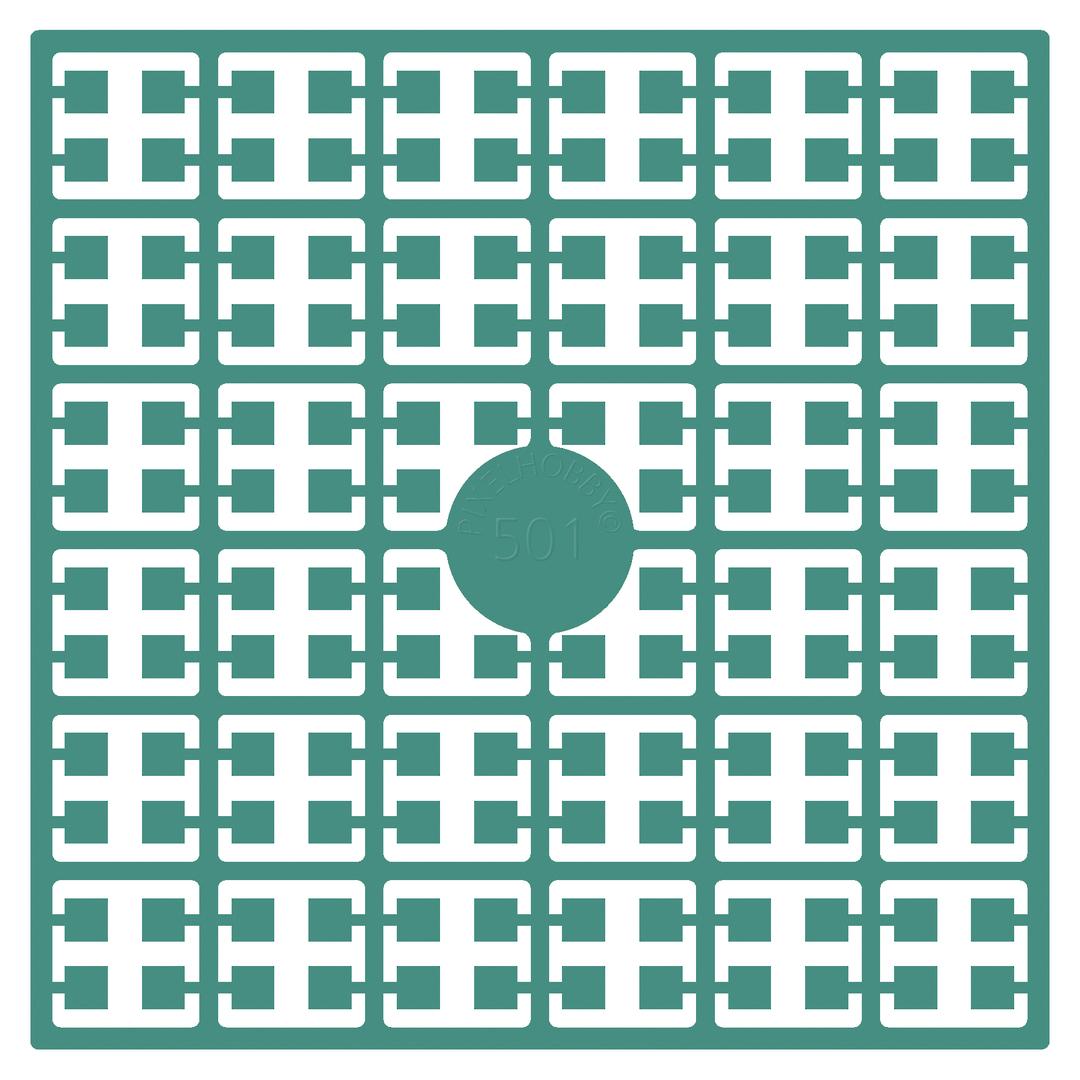 Pixel Square Colour 501 image 0