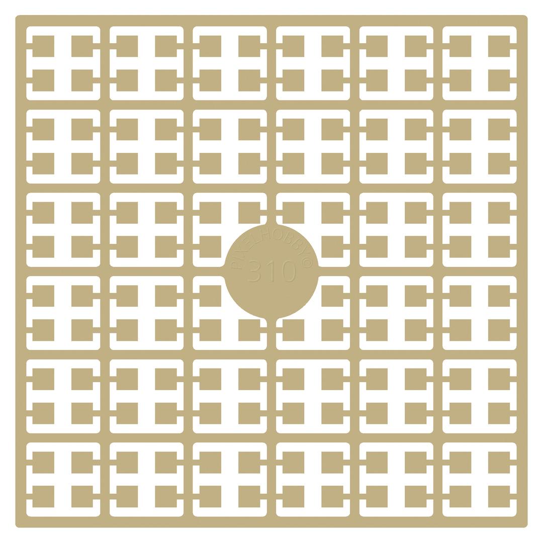 Pixel Square Colour 310 image 0