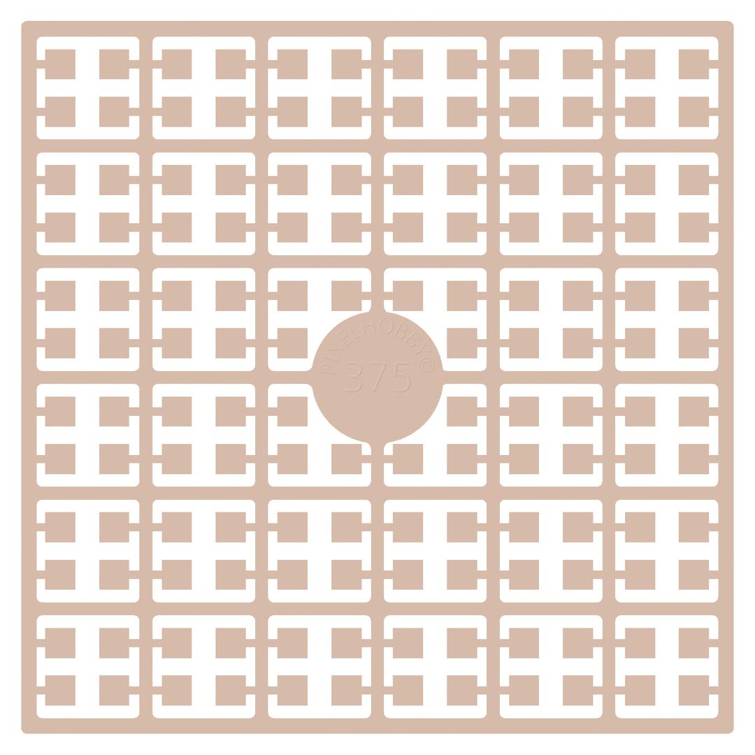 Pixel Square Colour 375 image 0
