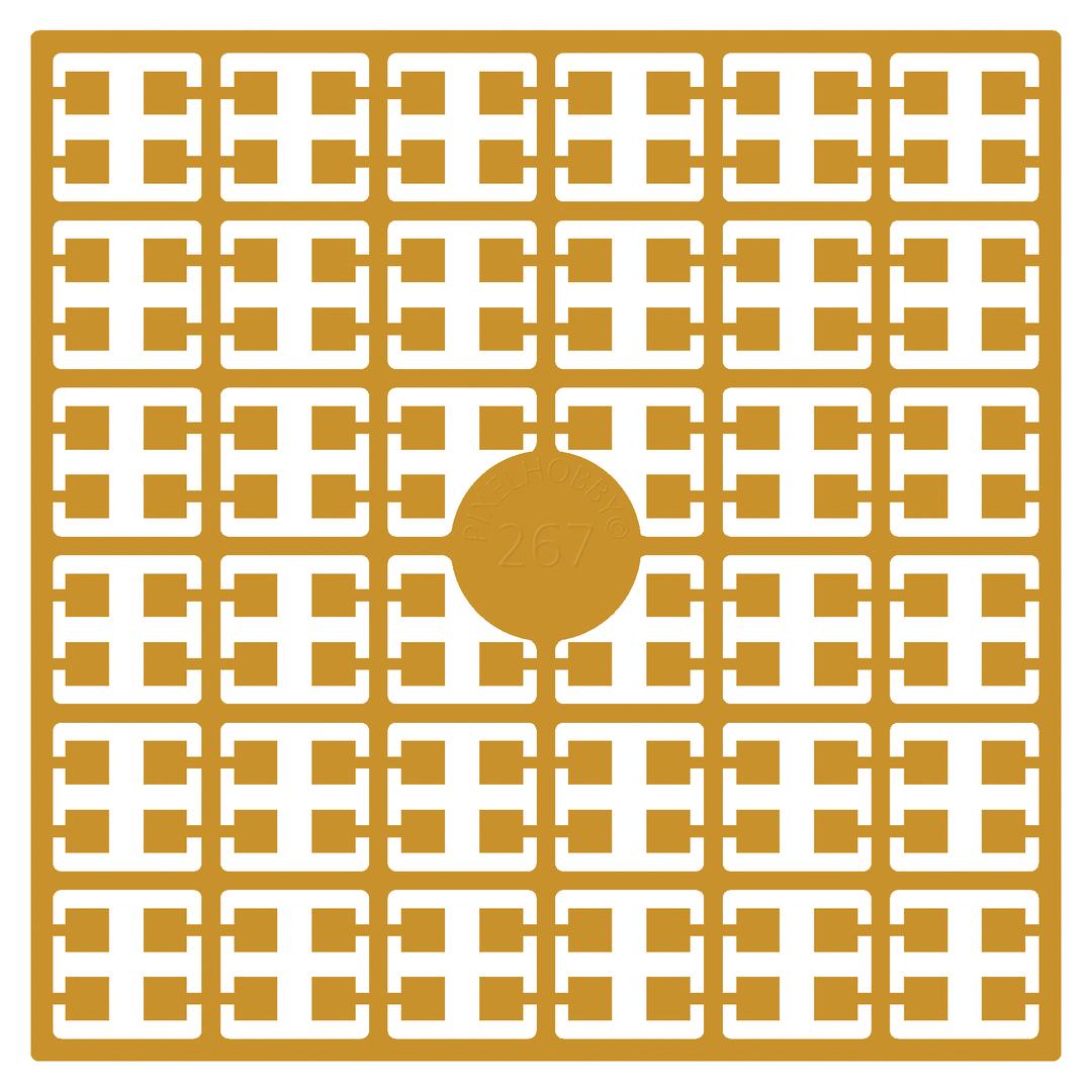 Pixel Square Colour 267 image 0