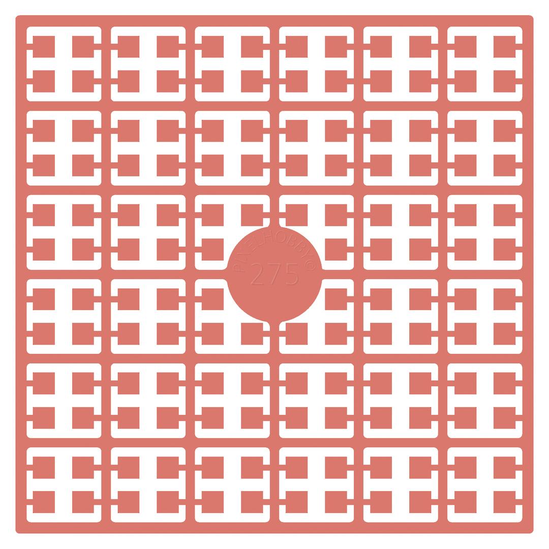 Pixel Square Colour 275 image 0