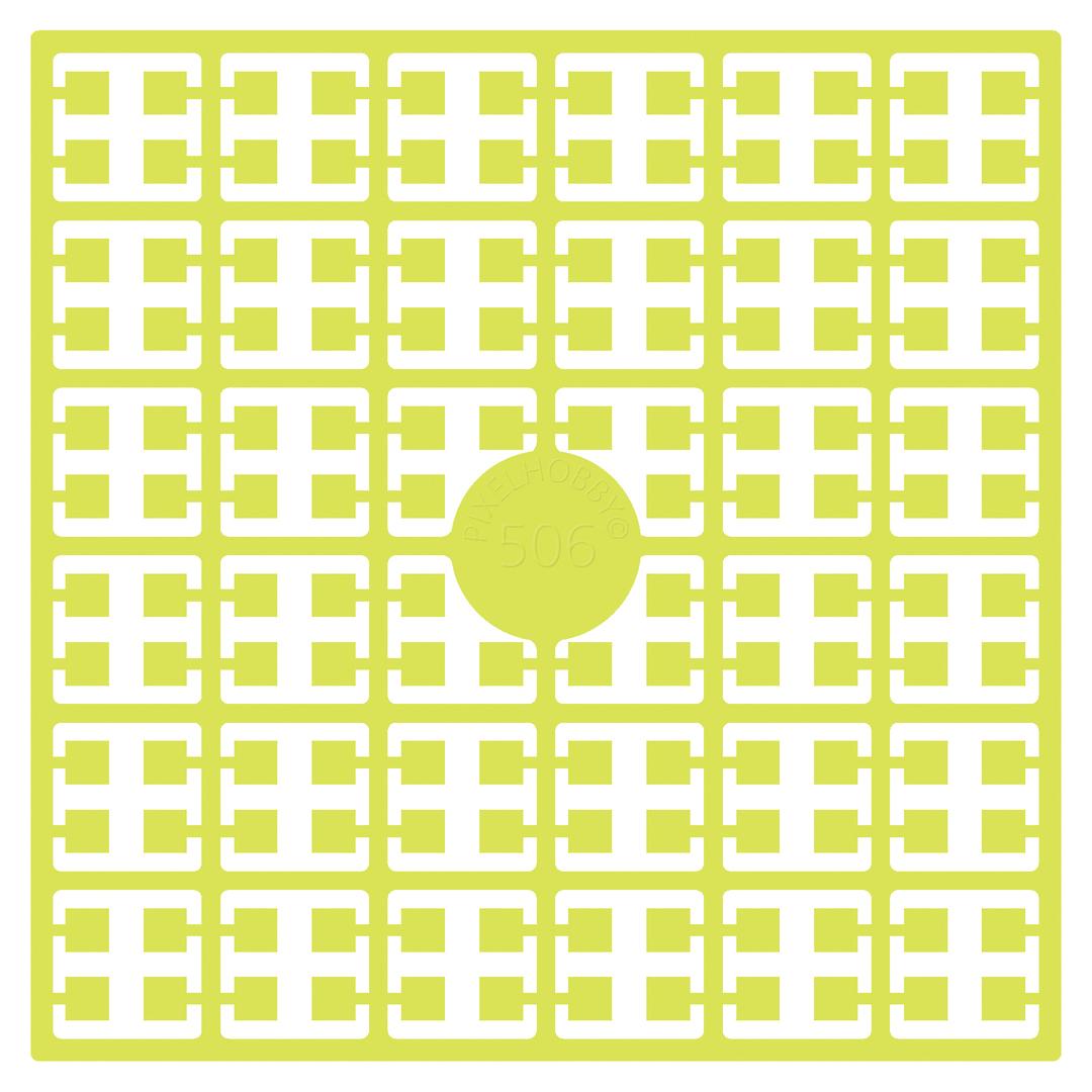 Pixel Square Colour 506 image 0