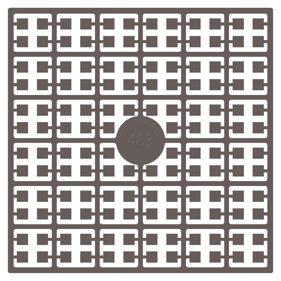 Pixel Square Colour 483 image 0