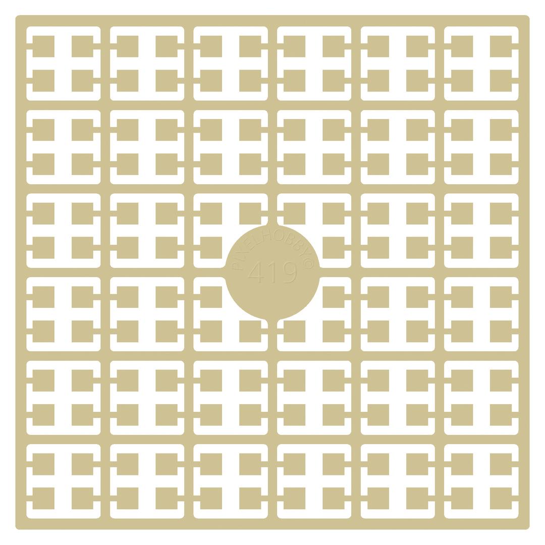 Pixel Square Colour 419 image 0