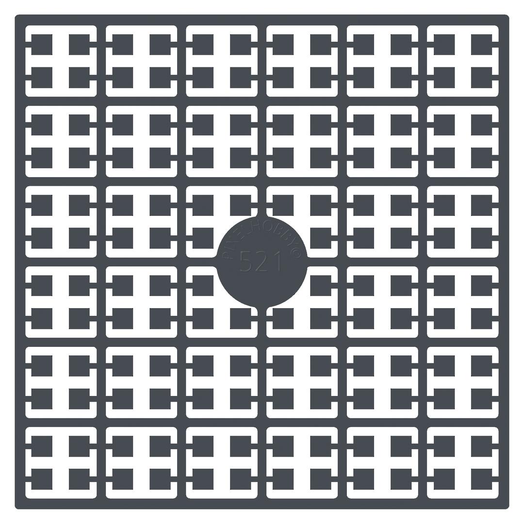 Pixel Square Colour 521 image 0