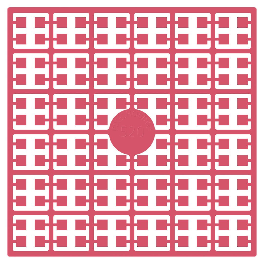 Pixel Square Colour 520 image 0