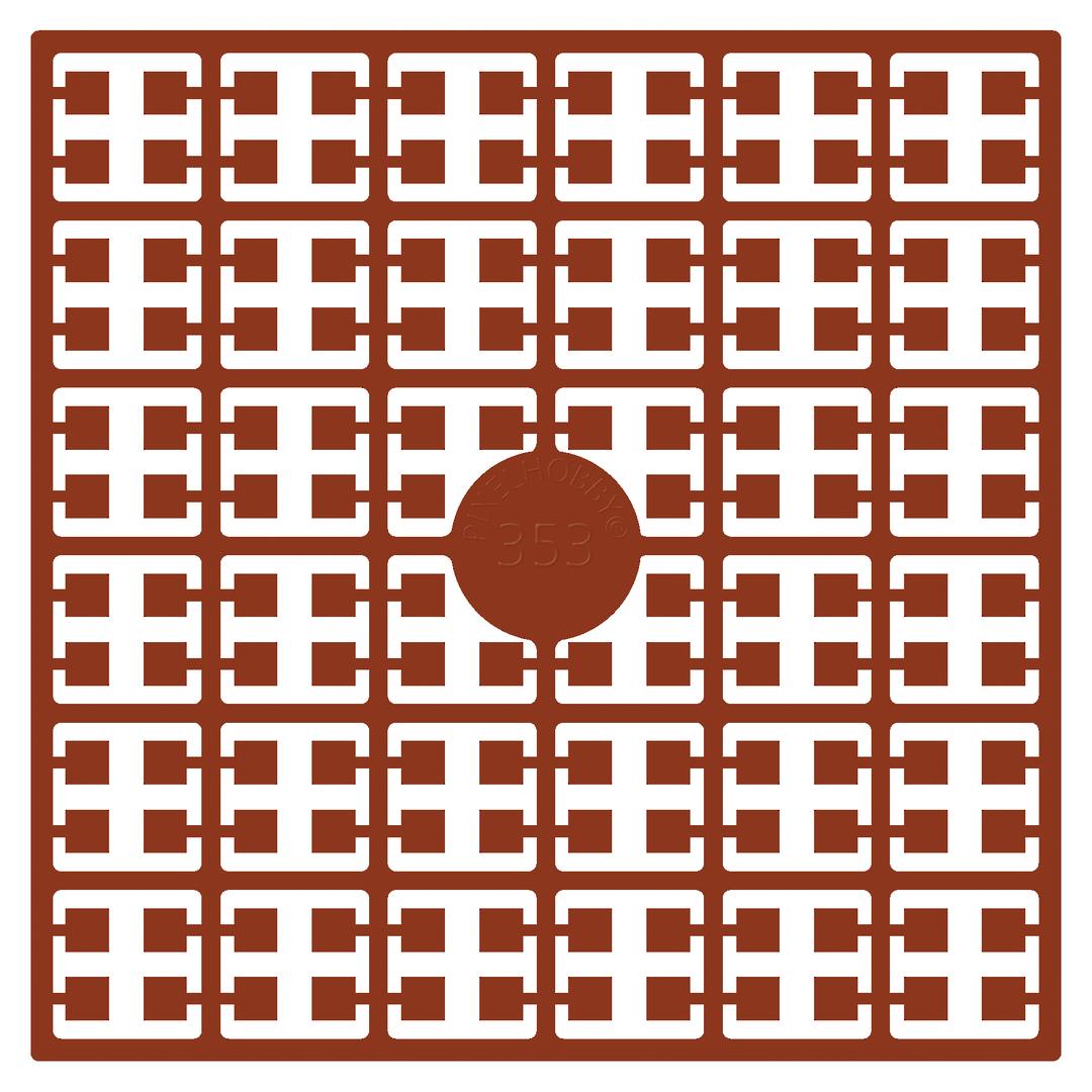 Pixel Square Colour 353 image 0