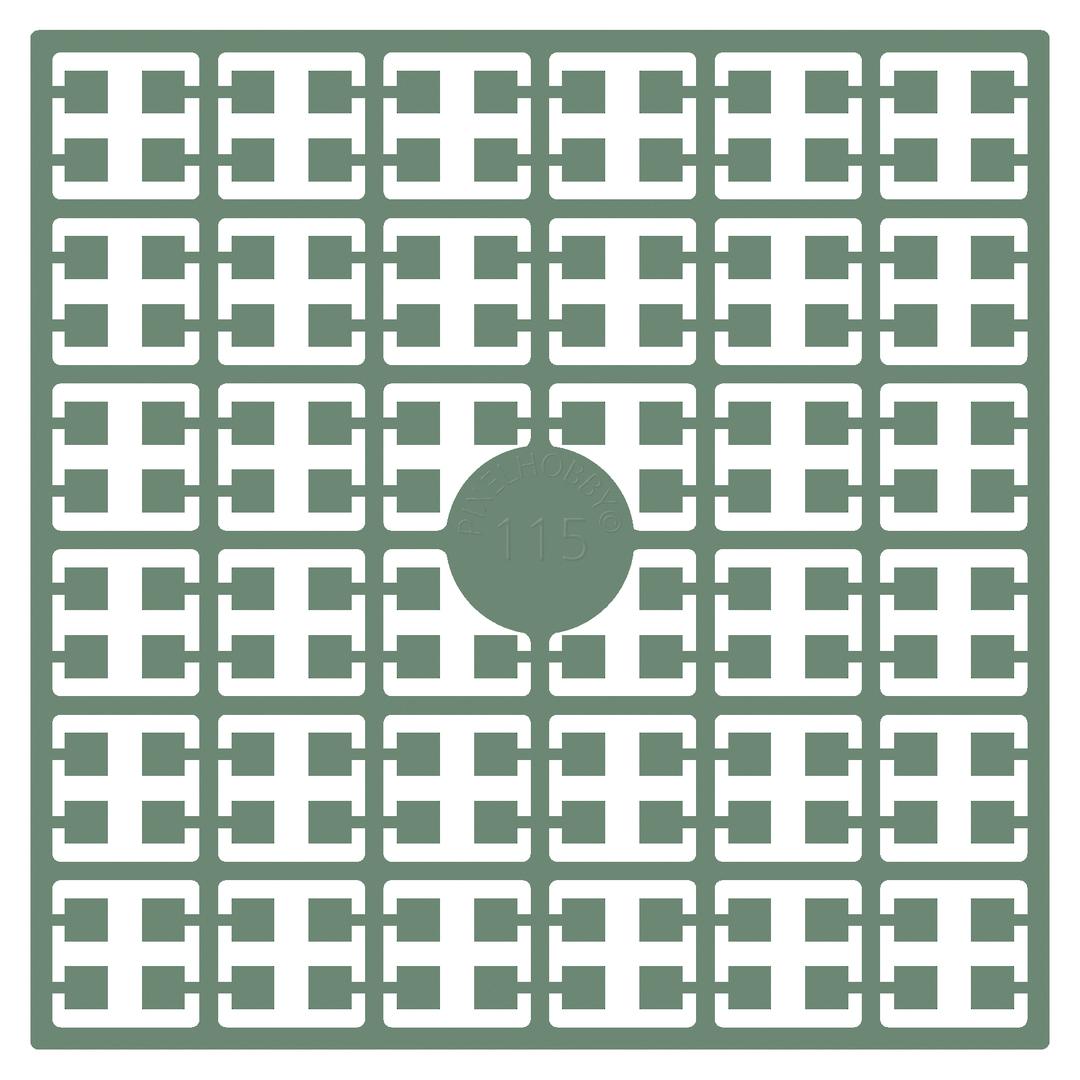 Pixel Square Colour 115 image 0