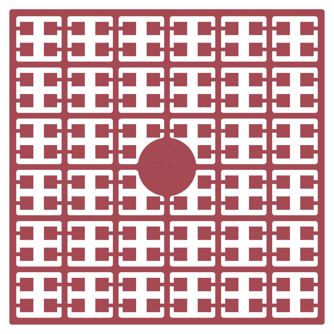 Pixel Square Colour 519 image 0