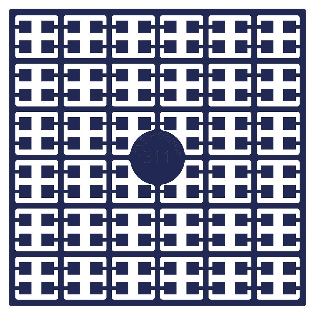Pixel Square Colour 311 image 0