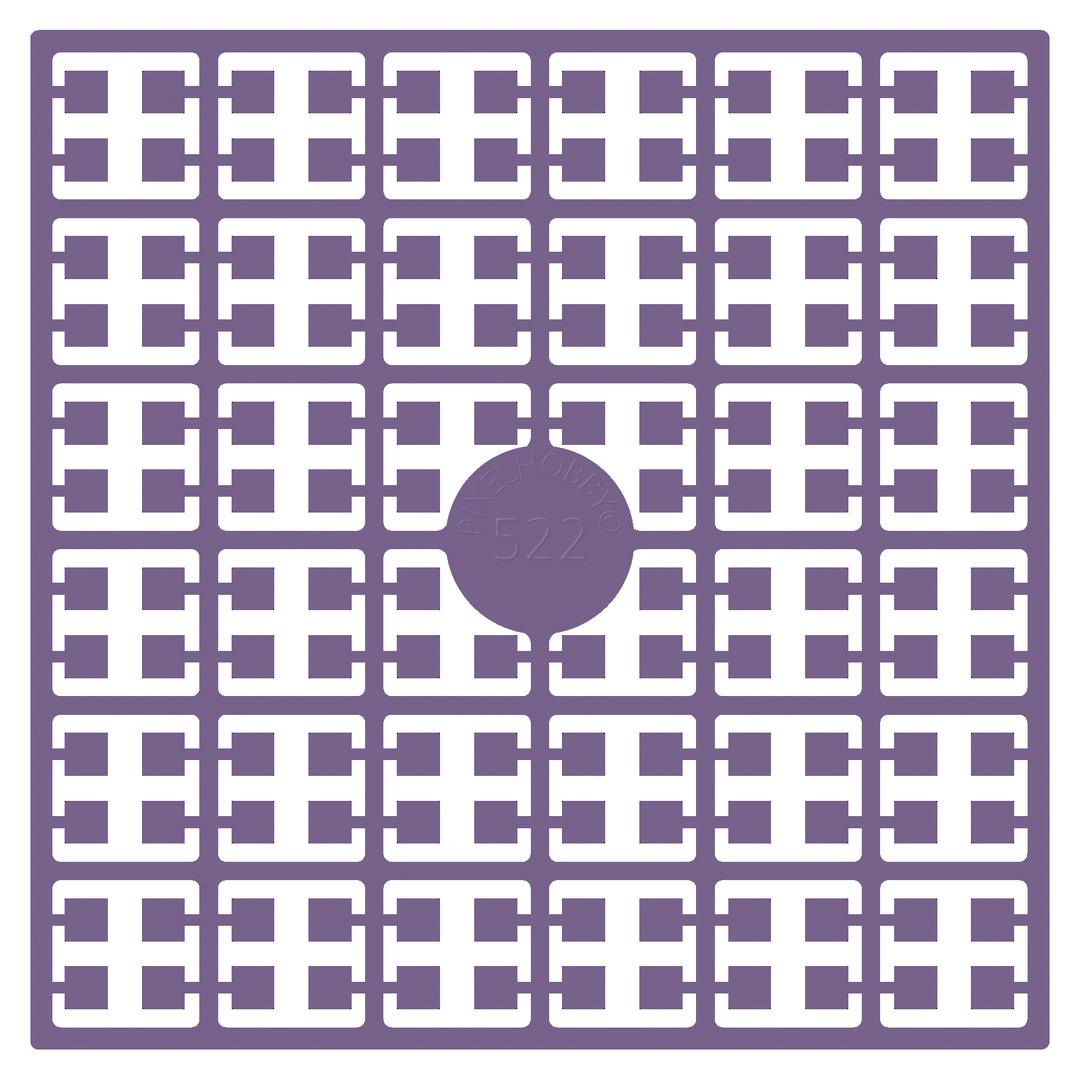 Pixel Square Colour 522 image 0