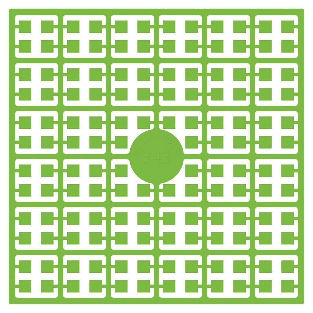 Pixel Square Colour 343 image 0