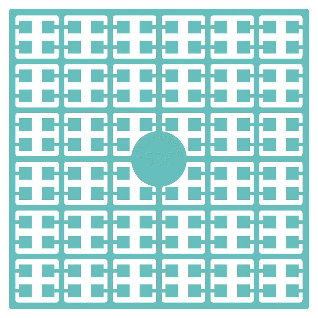 Pixel Square Colour 536 image 0