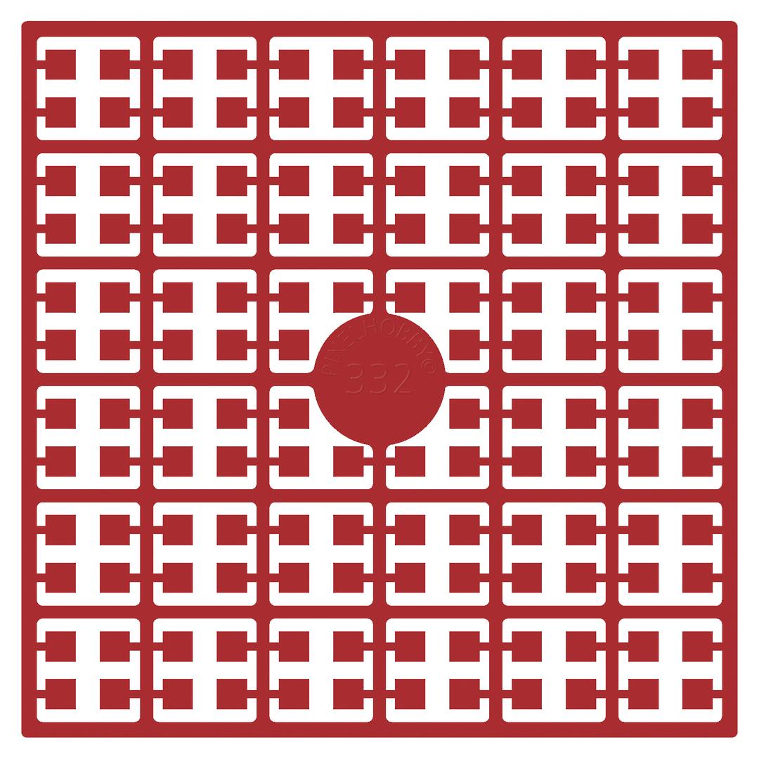 Pixel Square Colour 332 image 0