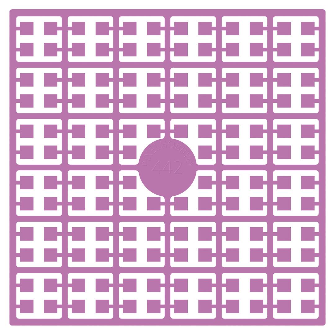 Pixel Square Colour 442 image 0