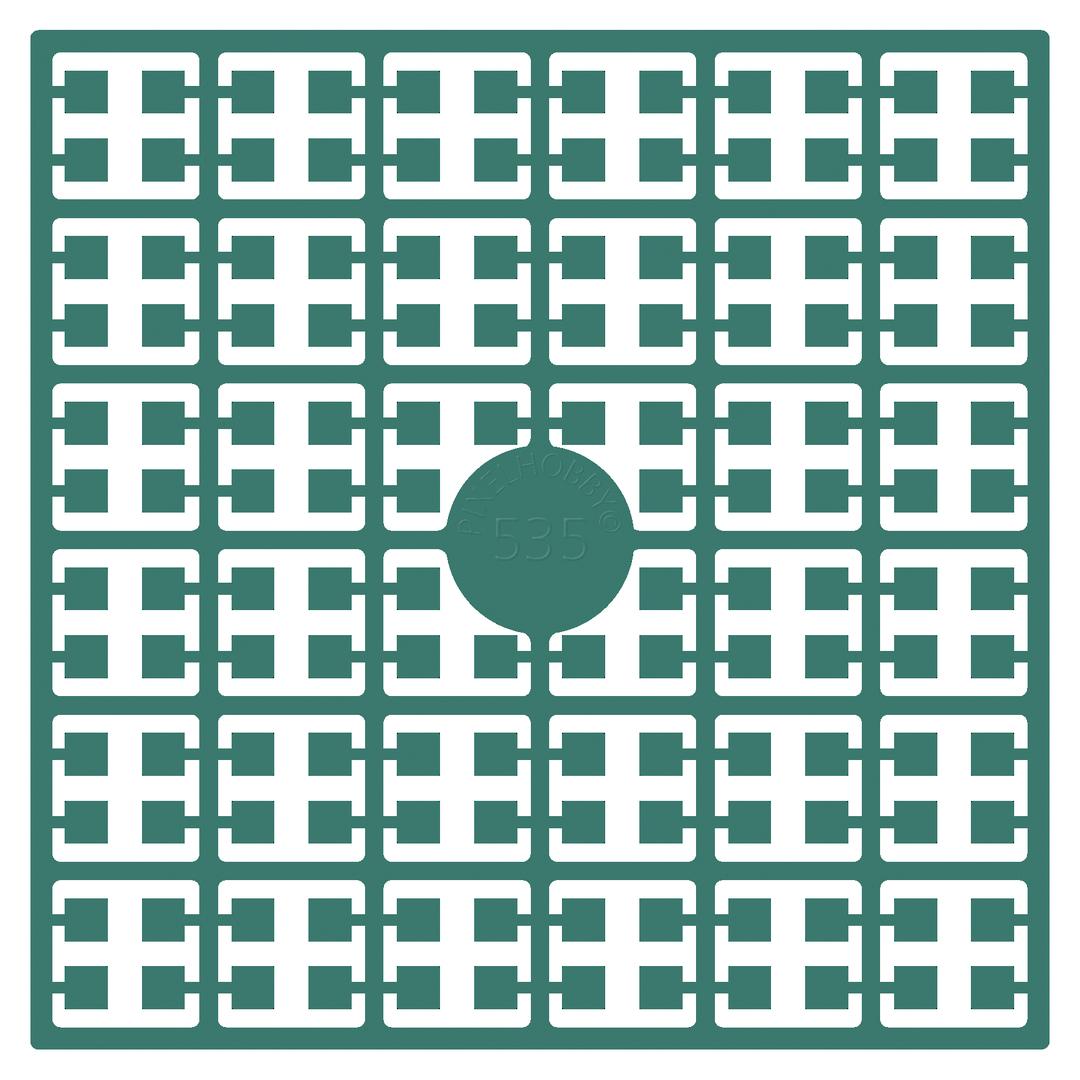 Pixel Square Colour 535 image 0