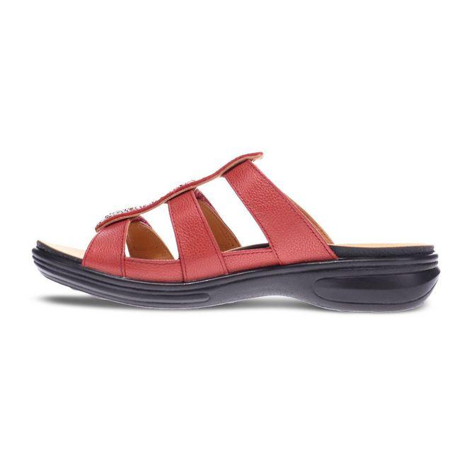 Revere Women's Catalina Slide Sandal Standard (B) Width image 2