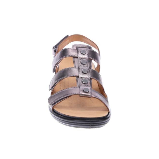 Revere Women's Toledo Back Strap Sandal Wide (D) Width image 4