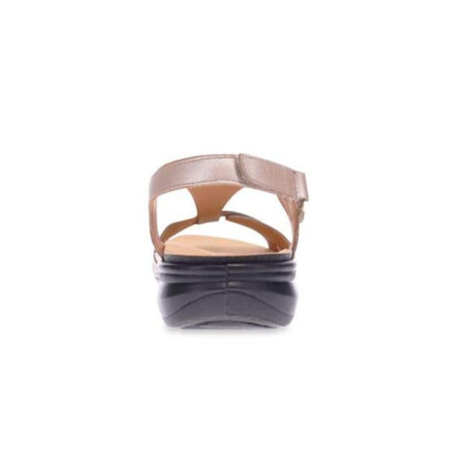 Revere Women's Santa Monica Back Strap Sandal Standard (B) Width image 4