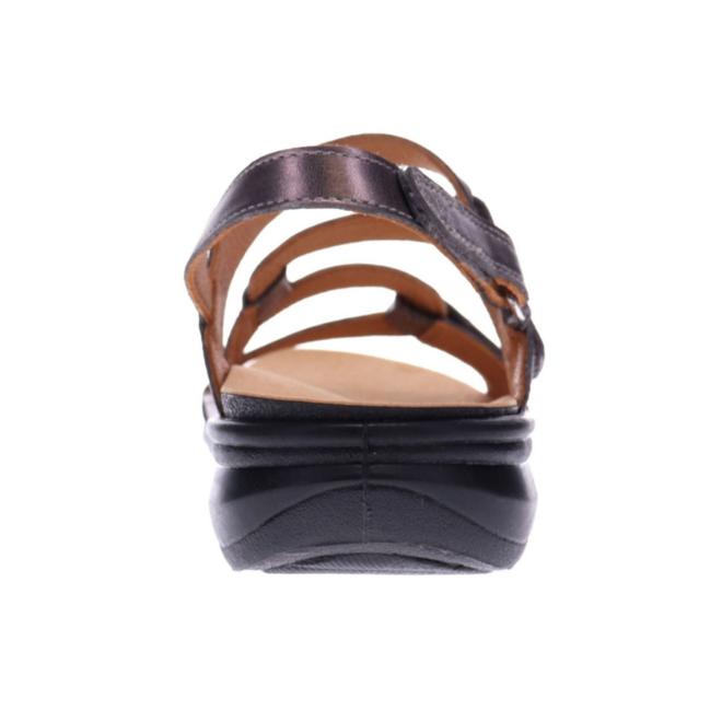 Revere Women's Miami Back Strap Sandal Standard (B) Width image 5