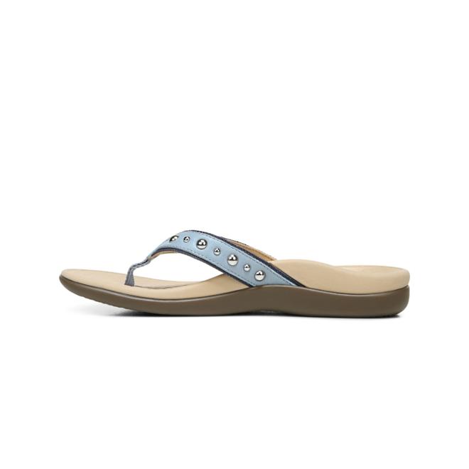 Vionic Women's Vanessa Toe Post Sandal image 2